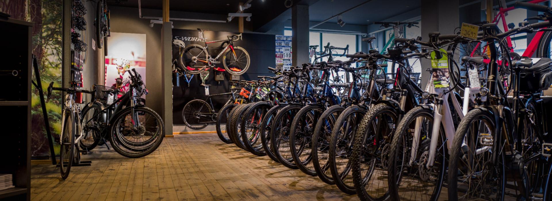 Das passende Fahrrad finden