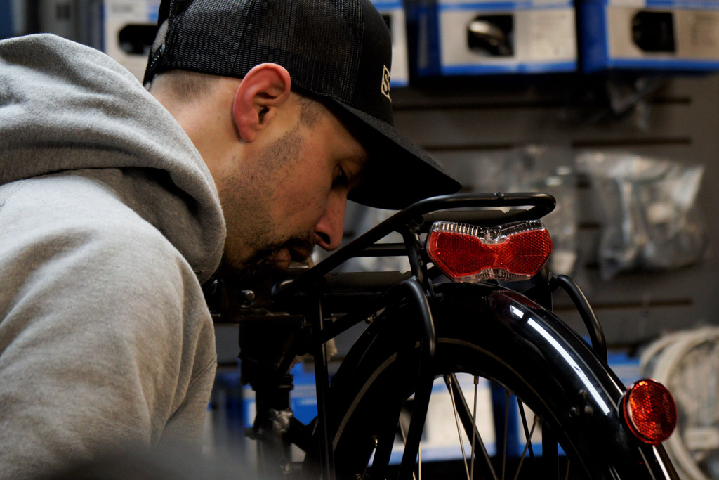 Offene Stellen S3Velo Fahrradmonteur
