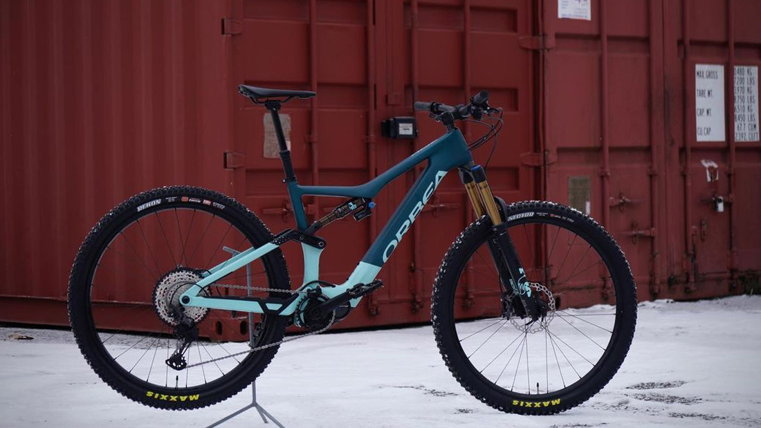 Unboxing 2021 Orbea Rise M10